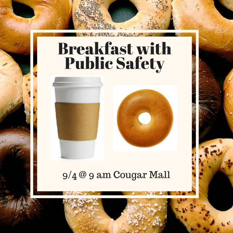 Breakfast With Public Safety